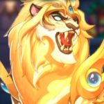 idle heroes lion icon