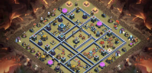 th13 war base august 10th 2020