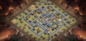 th13 war base august 17th 2020