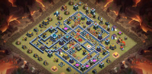 th13 war base august 24th 2020