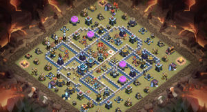 th13 war base august 31st 2020