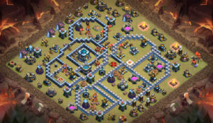 th13 war base october 12th 2020