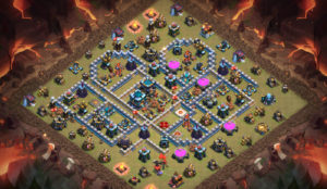 th13 war base october 19th 2020
