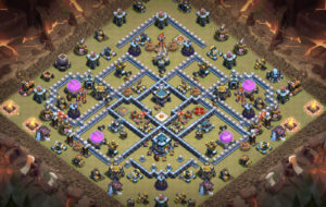 th13 war base october 5th 2020