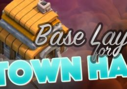 best town hall 5 base layouts