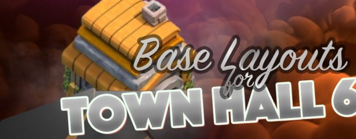 best town hall 6 base layouts