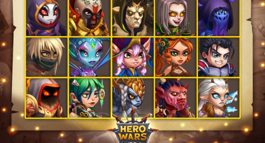 Hero Wars Best Team Compositions Synergies Allclash Mobile Gaming