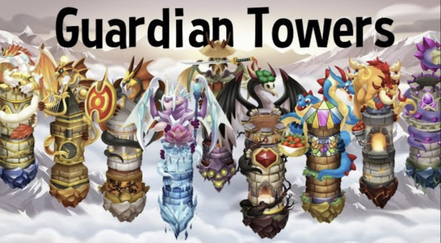 best towers in dragon city
