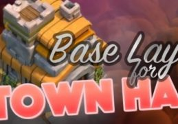 best town hall 7 base layouts
