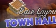 best town hall 8 base layouts