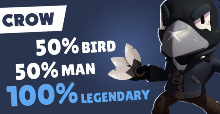 brawl stars crow guide