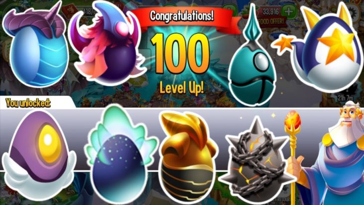 level up faster in dragon city