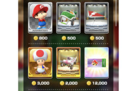 mario kart tour skill up tickets in shop daily selects
