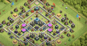 th13 hybrid base october 19th 2020
