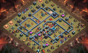 th13 war base november 16th 2020