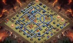 th13 war base november 23rd 2020
