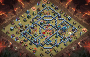 th13 war base november 9th 2020