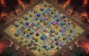 th13 war base october 26th 2020