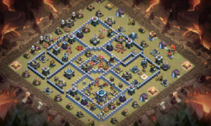 th13 war base december 21st 2020
