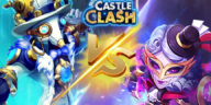 castle clash best heroes march 2021