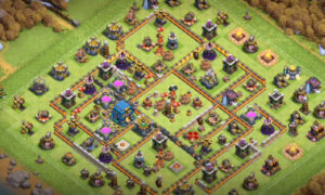 th12 trophy base january 11th 2021