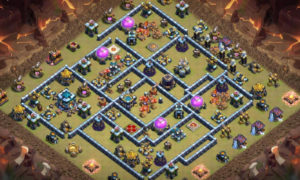 th13 war base february 1st 2021