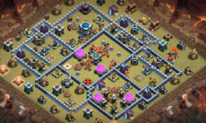 th13 war base january 11th 2021