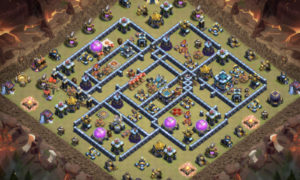 th13 war base january 18th 2021