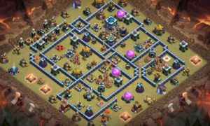 th13 war base january 25th 2021