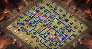 th13 war base january 4th 2021