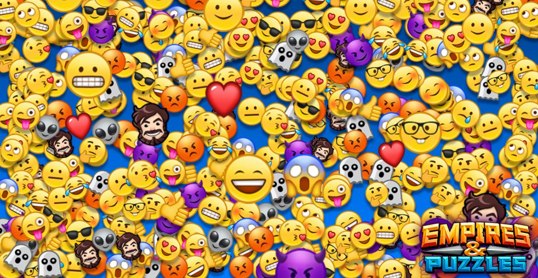 empires and puzzles emojis guide