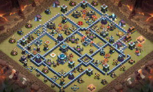 th13 war base february 15th 2021