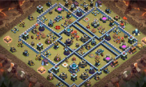 th13 war base february 22nd 2021