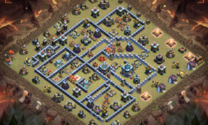 th13 war base february 8th 2021