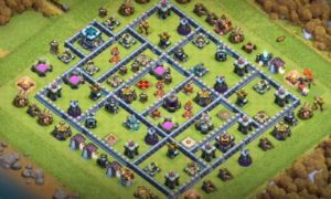 th13 farming base march 1st 2021