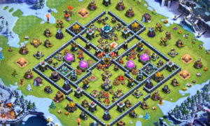 th13 trophy base march 15th 2021