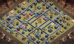 th13 war base march 1st 2021