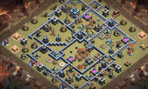 th13 war base march 22nd 2021