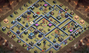 th13 war base march 8th 2021