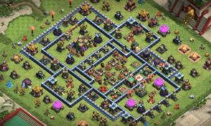 th14 trophy base june 27th 2021 update