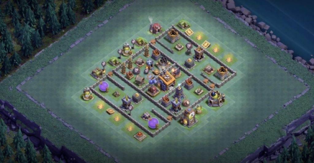 builder hall 8 base august 30th 2021