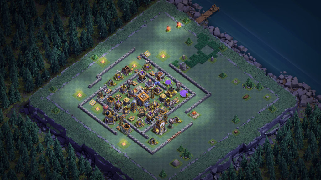 builder hall 9 base august 30th 2021