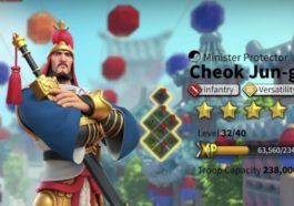 rise of kingdoms cheok jun gyeong best talent build and skill order